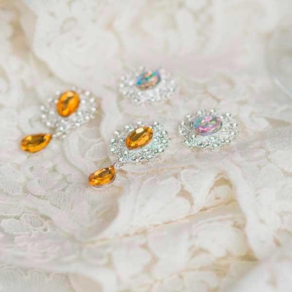 Оформление свадебной атрибутики